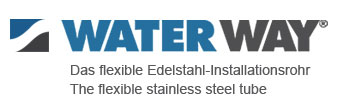 Waterway GmbH – the flexible stainless steel tube